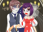 Click to Play Zombie Wedding